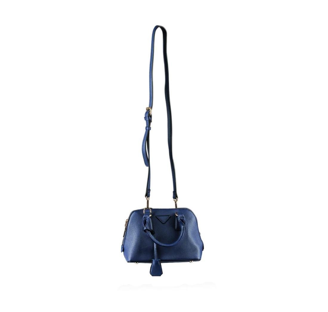 Blue Becca Mini Handbag - 3