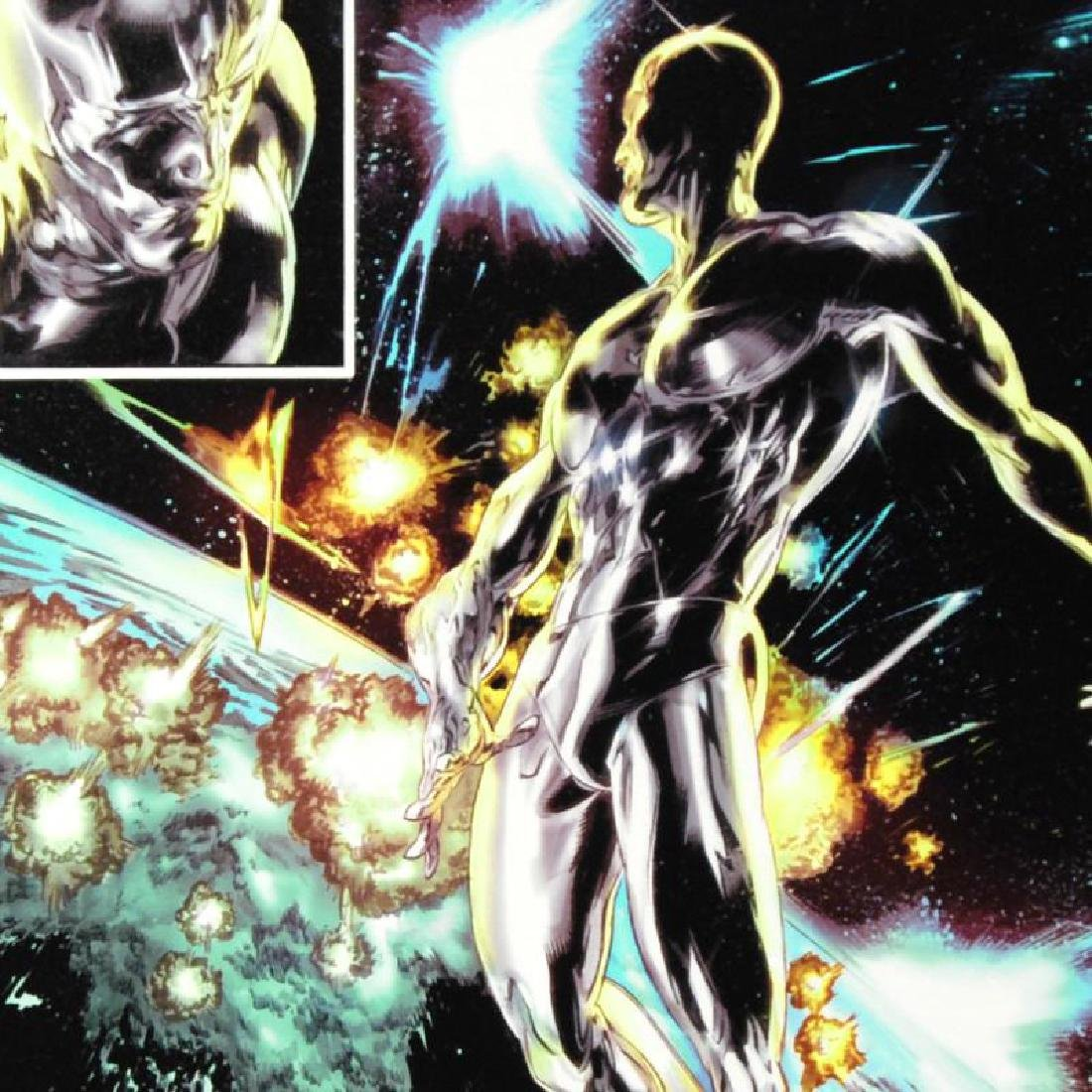 Silver Surfer: In Thy Name #4 - 2