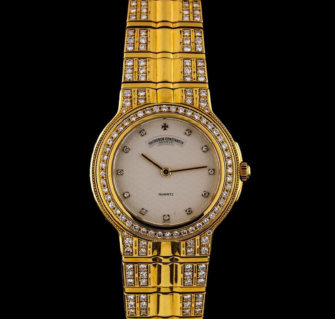 Vacheron Constantine Phidias 18KT Gold 2.29 ctw Diamond