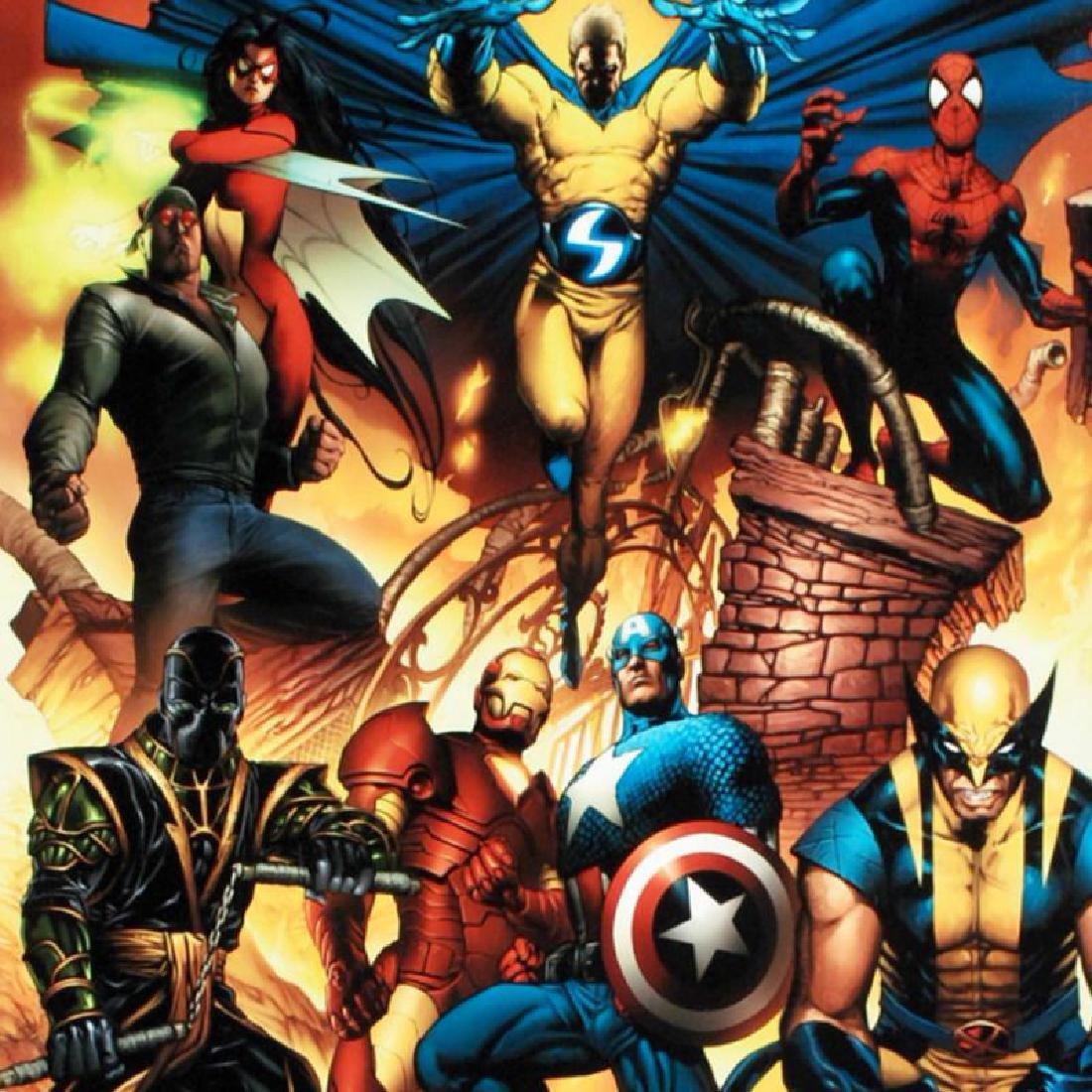 New Avengers #1 - 2