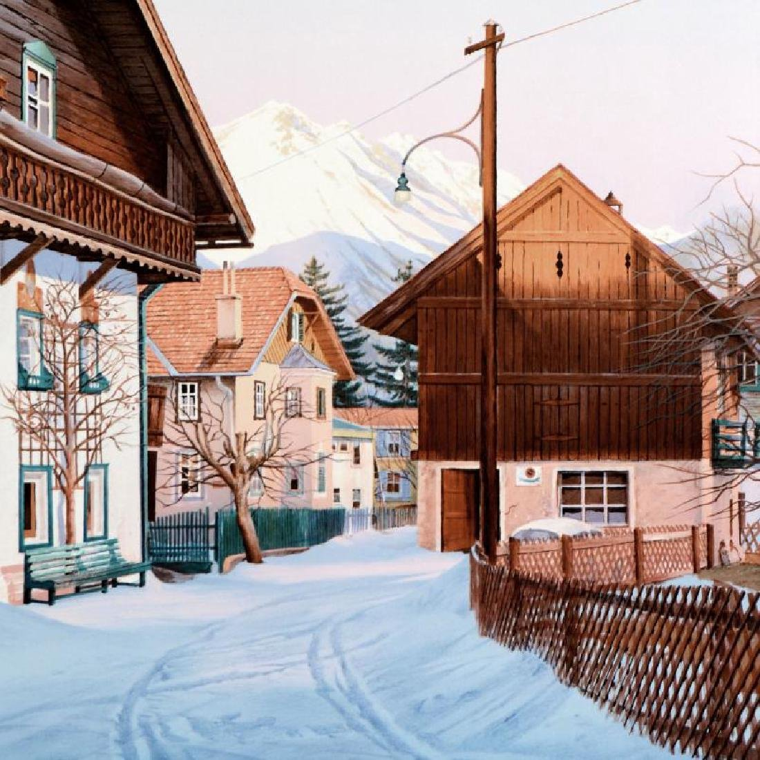 Austrian Village - 2