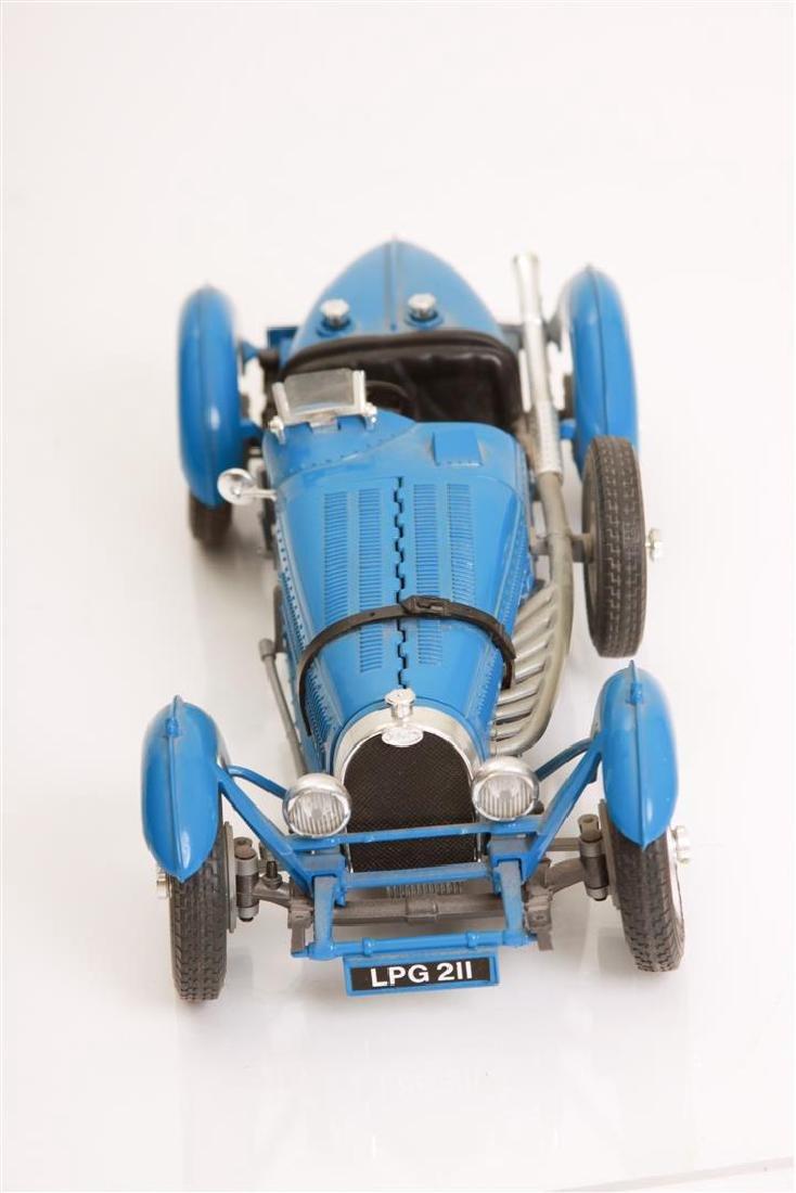 1/18 Scale 1934 Bugatti Type 59 by Burago - 2