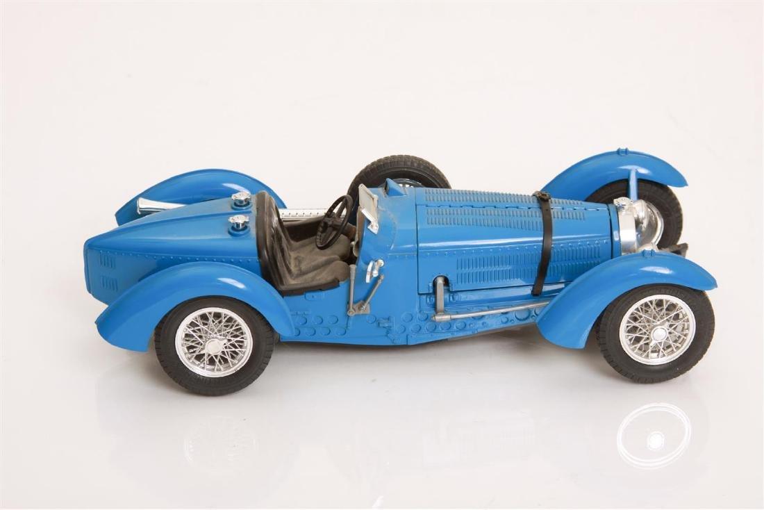 1/18 Scale 1934 Bugatti Type 59 by Burago - 3