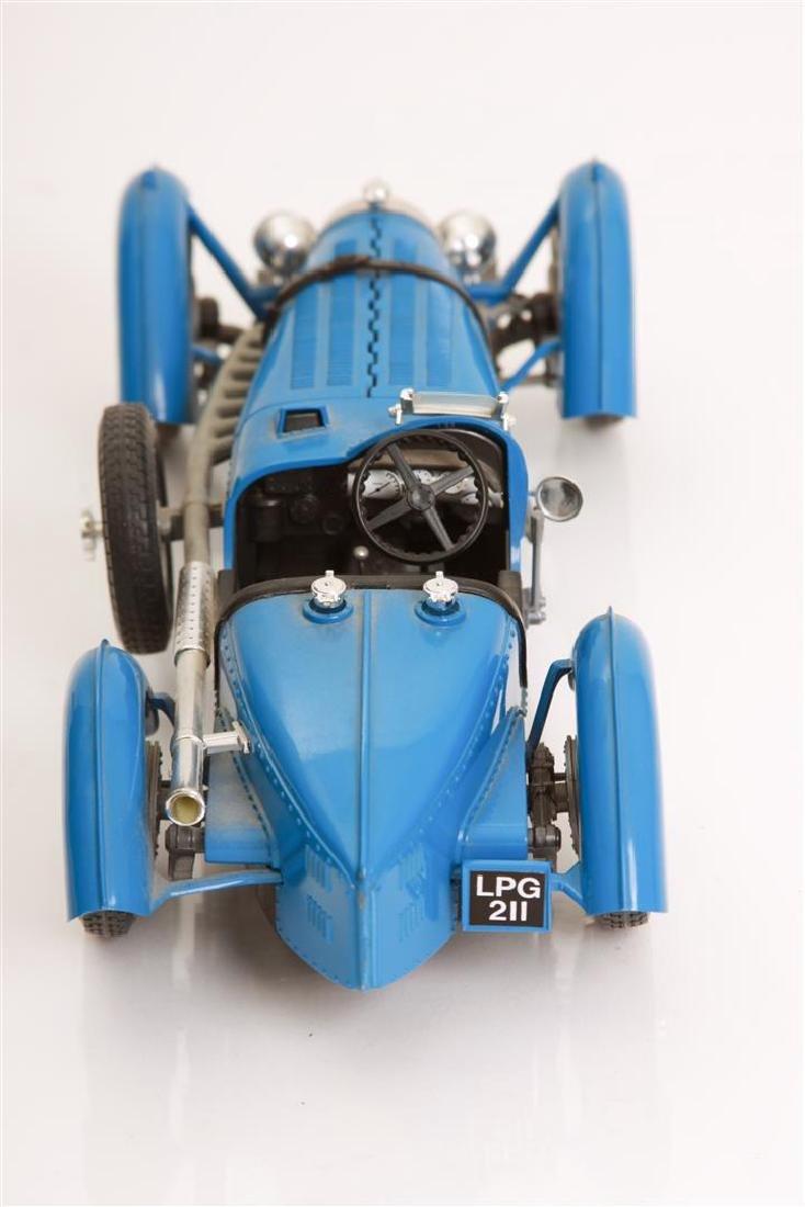 1/18 Scale 1934 Bugatti Type 59 by Burago - 4