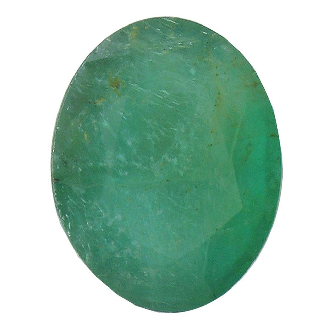 3.49 ctw Oval Emerald Parcel