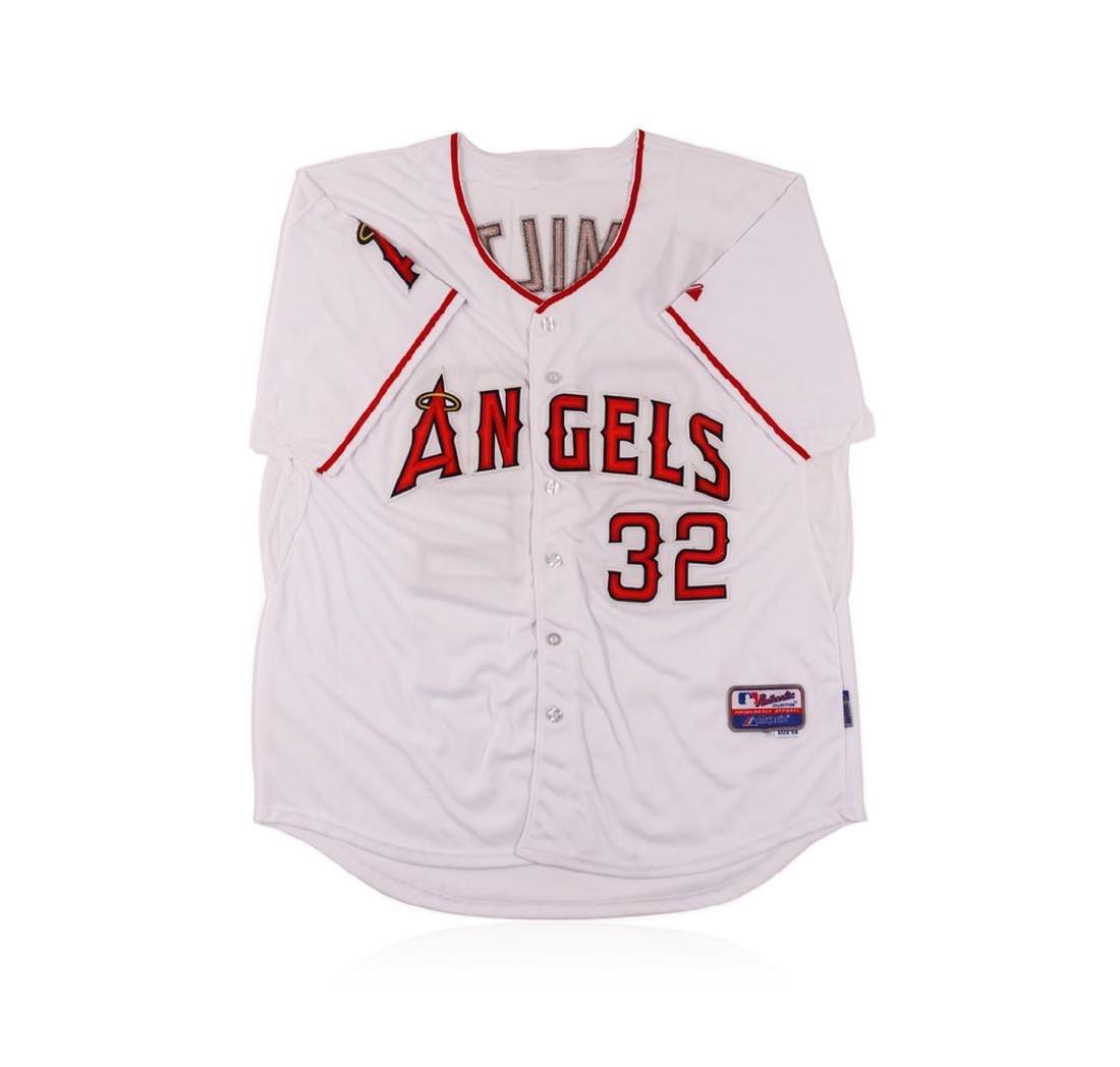 Los Angeles Angels of Anaheim Josh Hamilton Autographed - 3