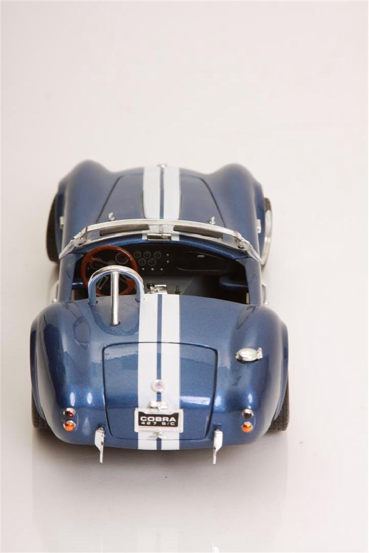 1/18 Scale Shelby Cobra 427 S/C by Road Legends - 4