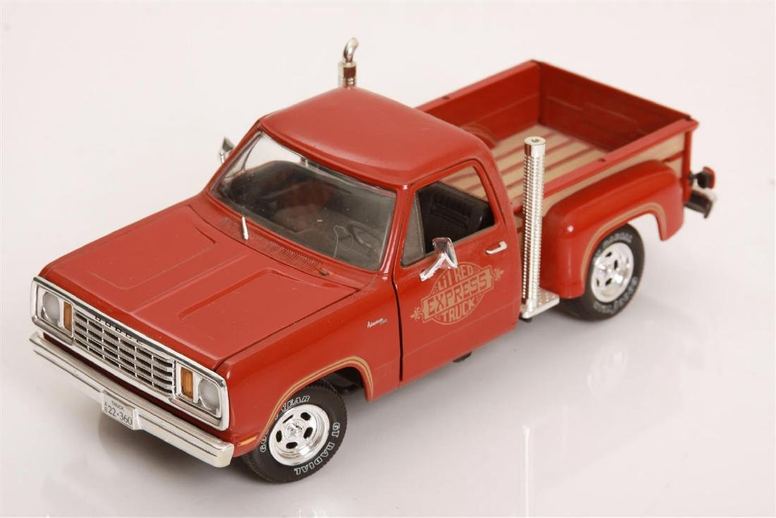 """1/18 Scale 1928 Dodge P/U Truck """"Lil Red Express"""" by"""