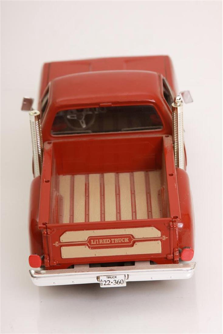 "1/18 Scale 1928 Dodge P/U Truck ""Lil Red Express"" by - 4"