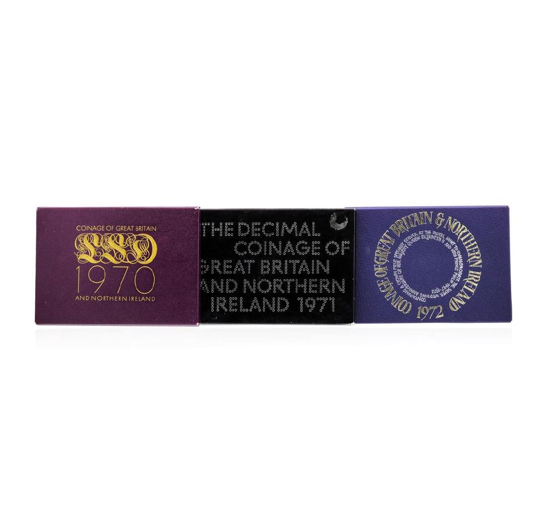 1970-1974 Coinage of Great Britain and Northern Ireland - 6