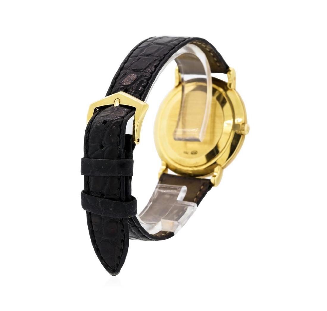 Patek Philippe 18KT Yellow Gold Calatrava Wristwatch - 3