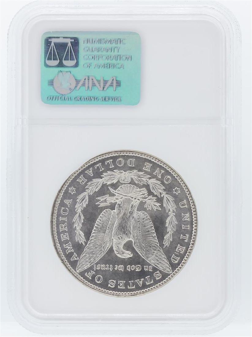 1900 NGC MS64 Morgan Silver Dollar - 2