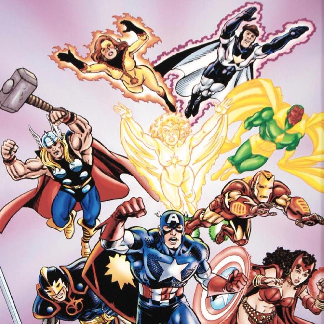 Avengers #16 by Stan Lee - Marvel Comics - 2