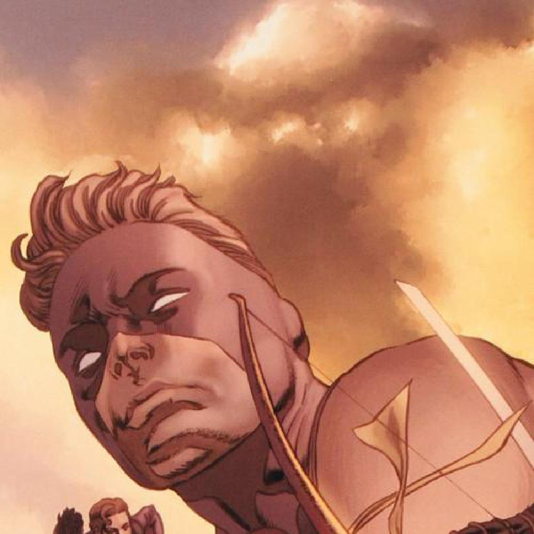 Hawkeye: Blindside #4 by Stan Lee - Marvel Comics - 2