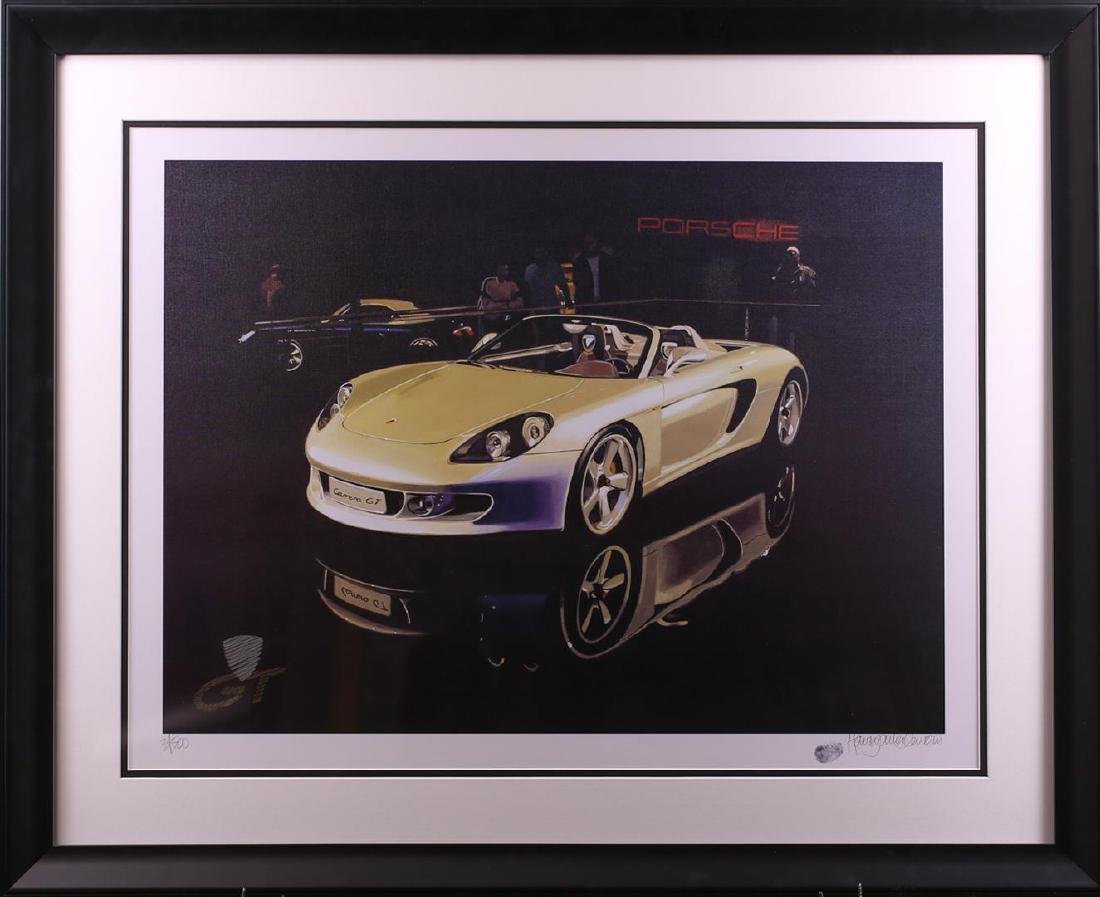 Harold James Cleworth Carrera GT Limited Edition