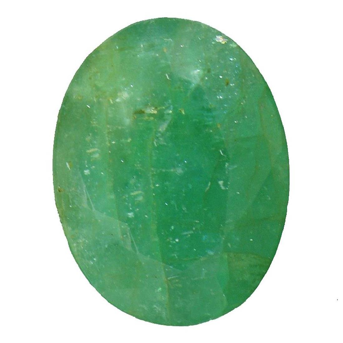 4.3 ctw Oval Mixed Emerald Parcel