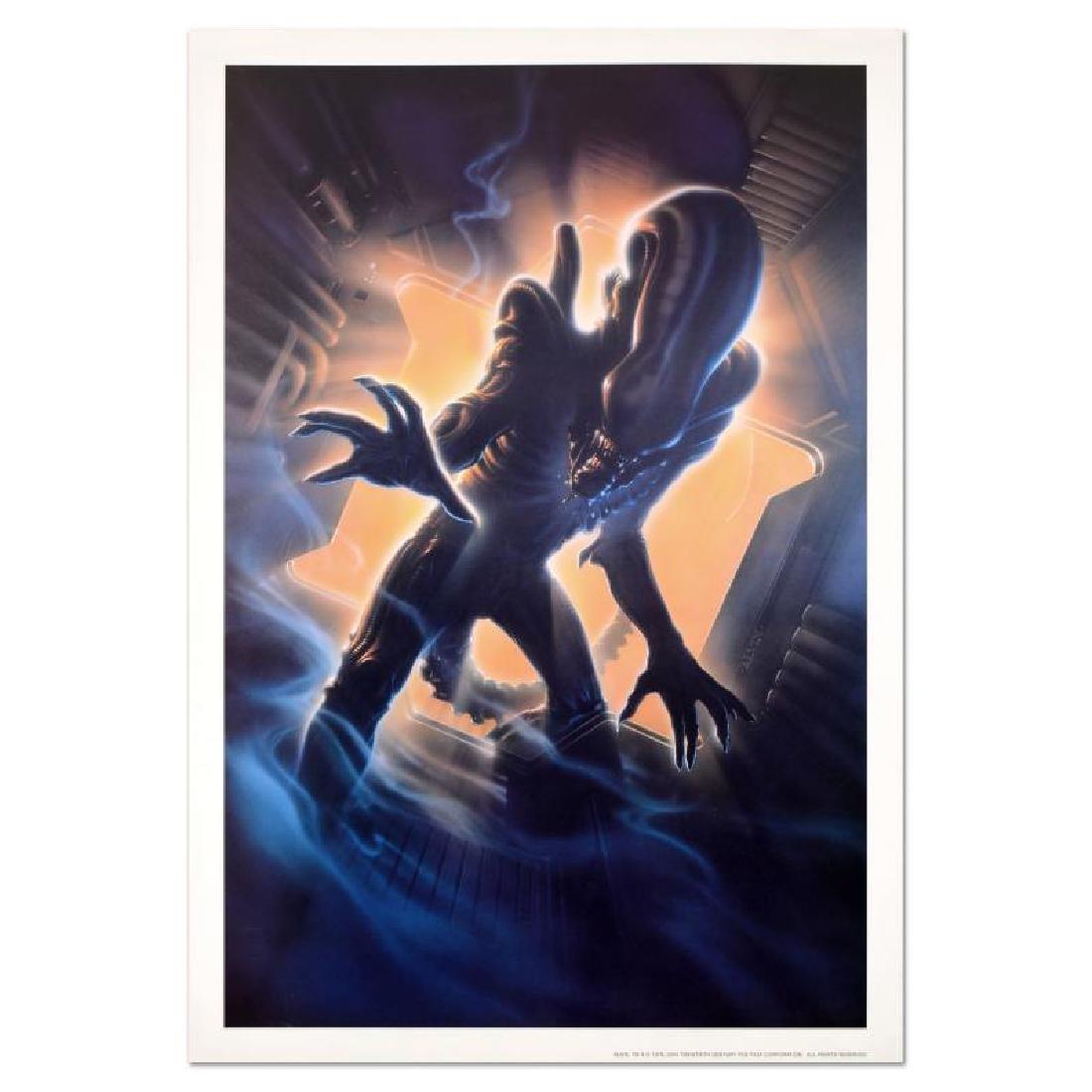 Alien by John Alvin (1948-2008)