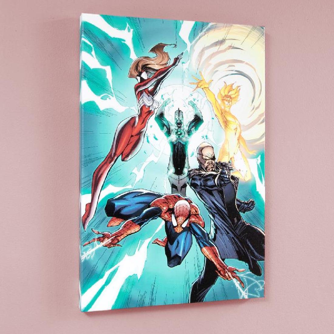 Ultimate Mystery #1 by Marvel Comics