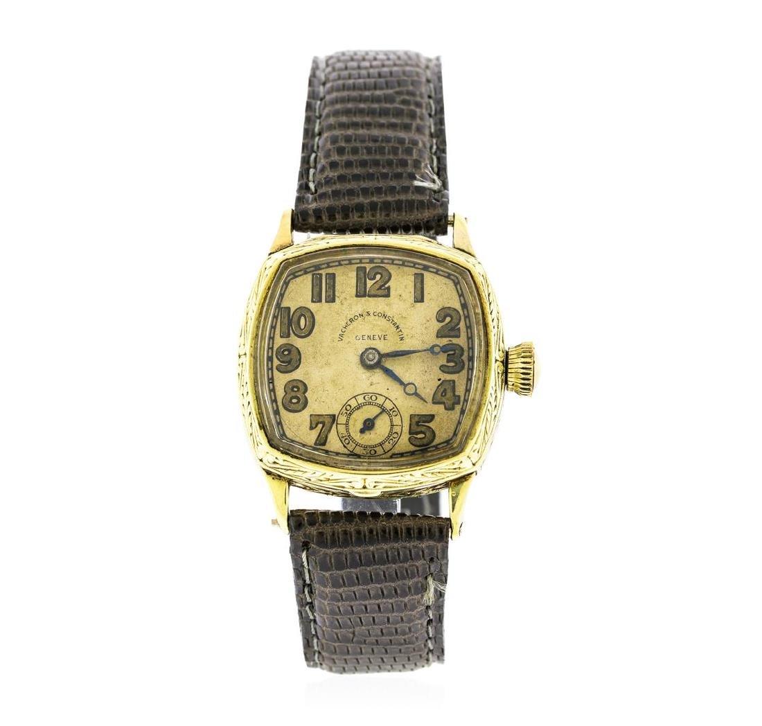 Vacheron Constantin 14KT Yellow Gold Vintage Men's