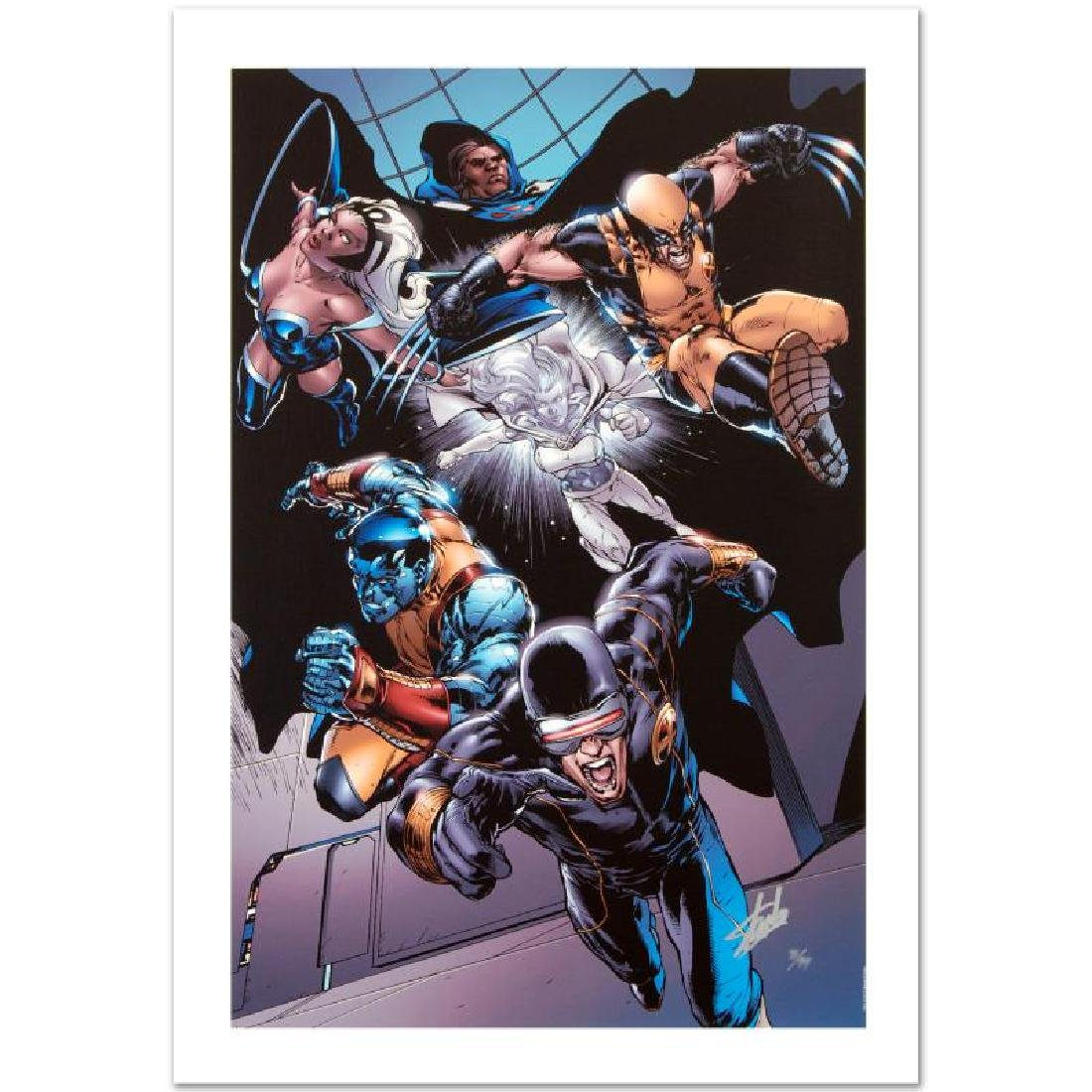 X-Men vs. Agents of Atlas #1 by Stan Lee - Marvel