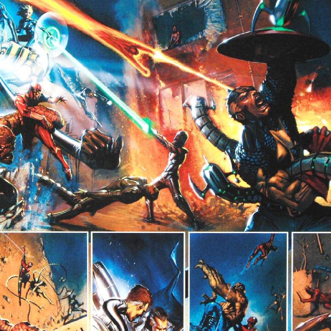 Secret War #4 by Stan Lee - Marvel Comics - 2