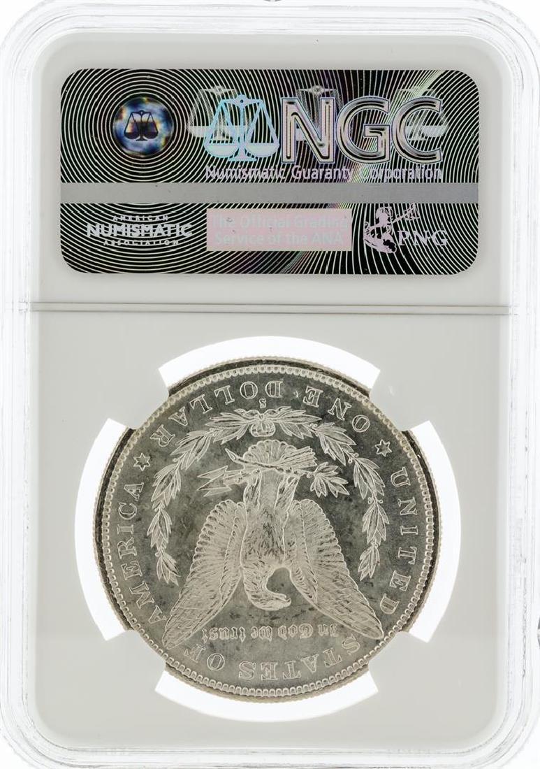 1879-S NGC MS63 Morgan Silver Dollar - 2