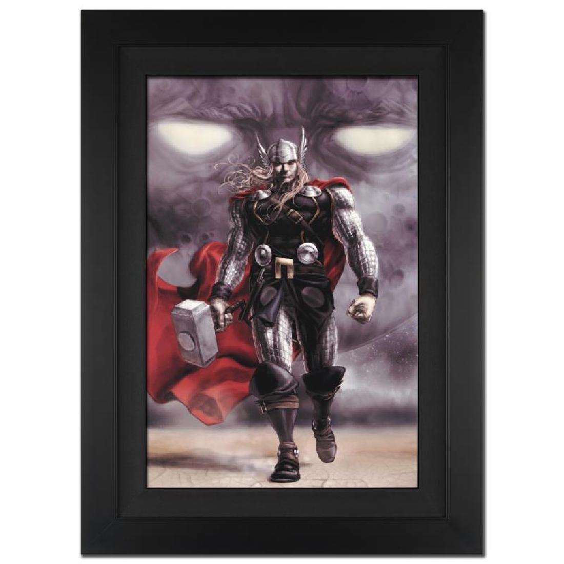 Astonishing Thor #5 by Stan Lee - Marvel Comics