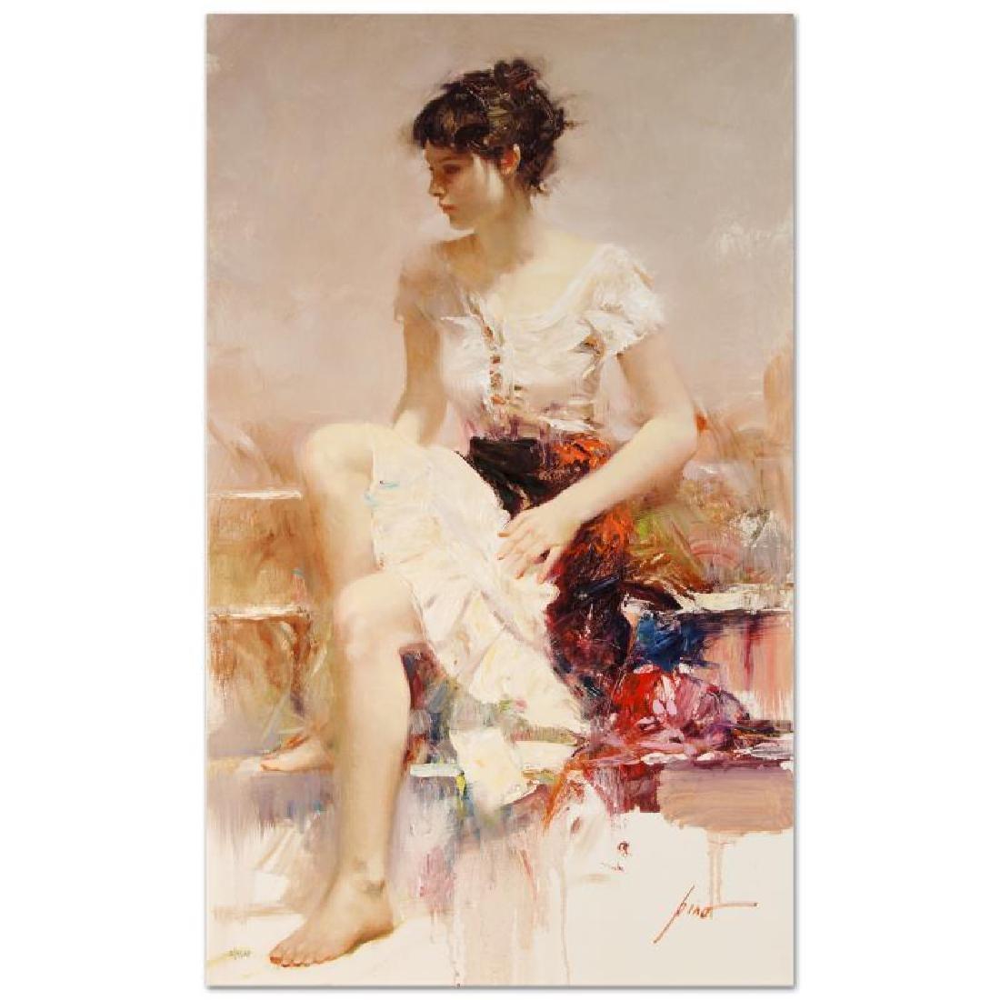 White Lace by Pino (1939-2010)