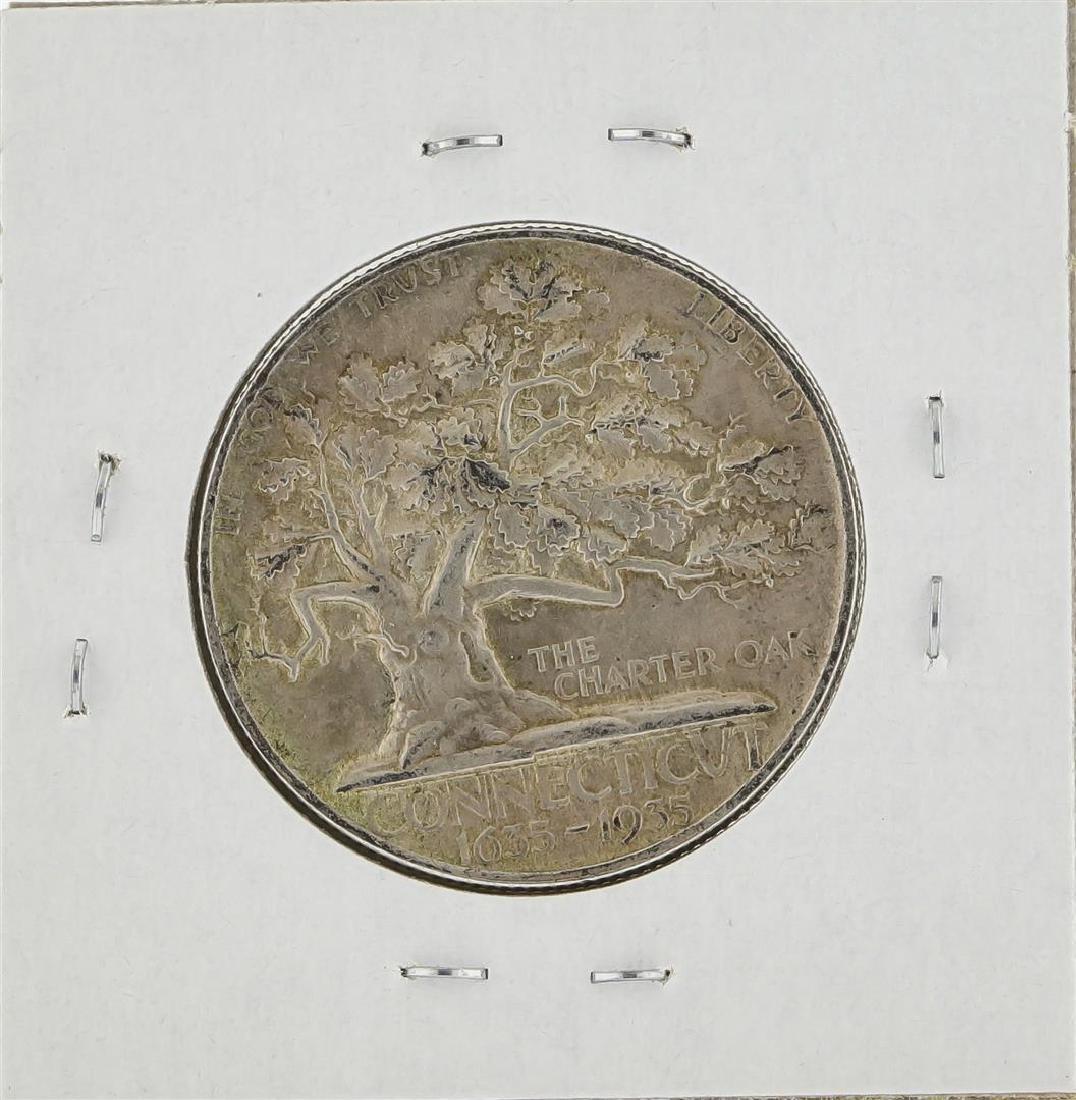 1935 Connecticut Tercentenary Commemorative Half Dollar