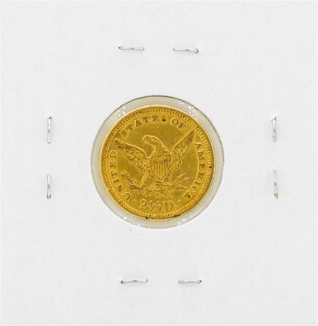 1903 $2.50 Liberty Head Gold Coin