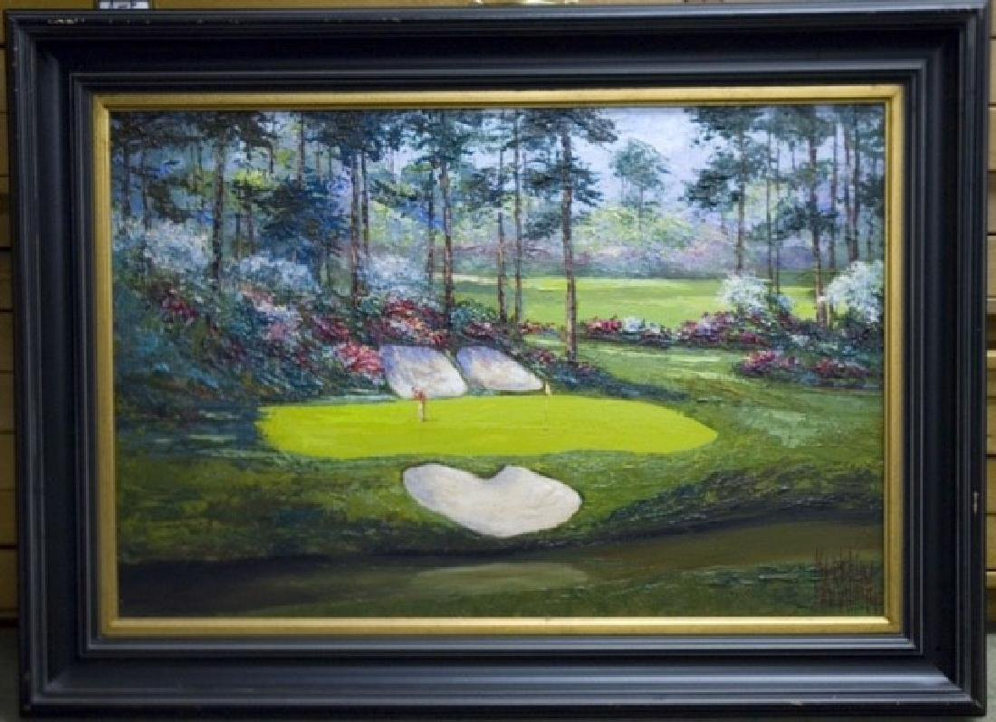 Amen Corner by Mark King