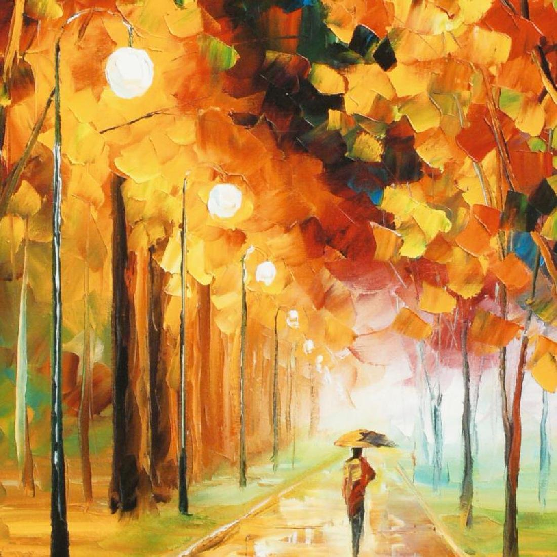 Light of Autumn by Afremov, Leonid - 2