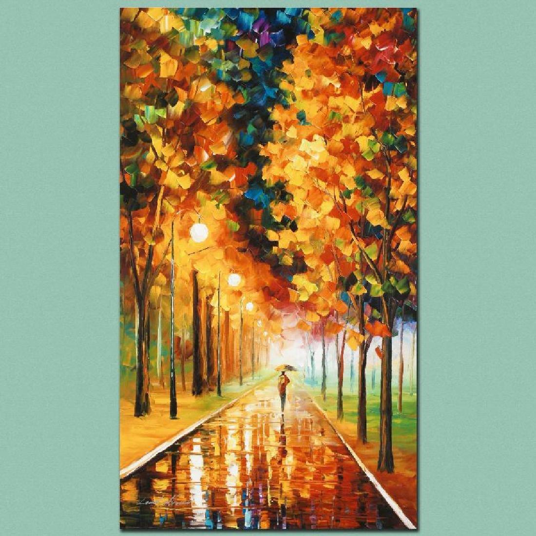 Light of Autumn by Afremov, Leonid - 3