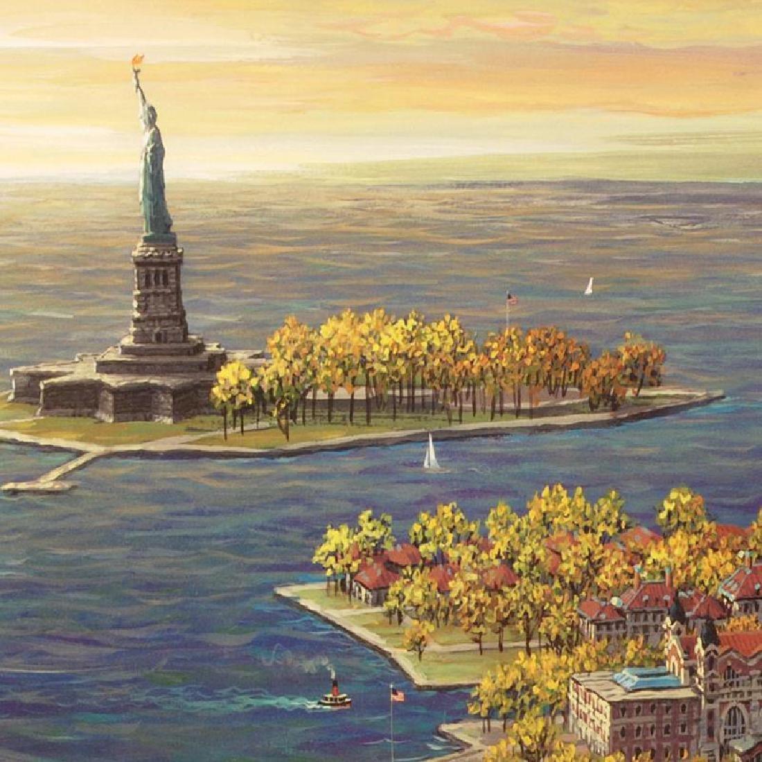 Ellis Island - Fall by Chen, Alexander - 2