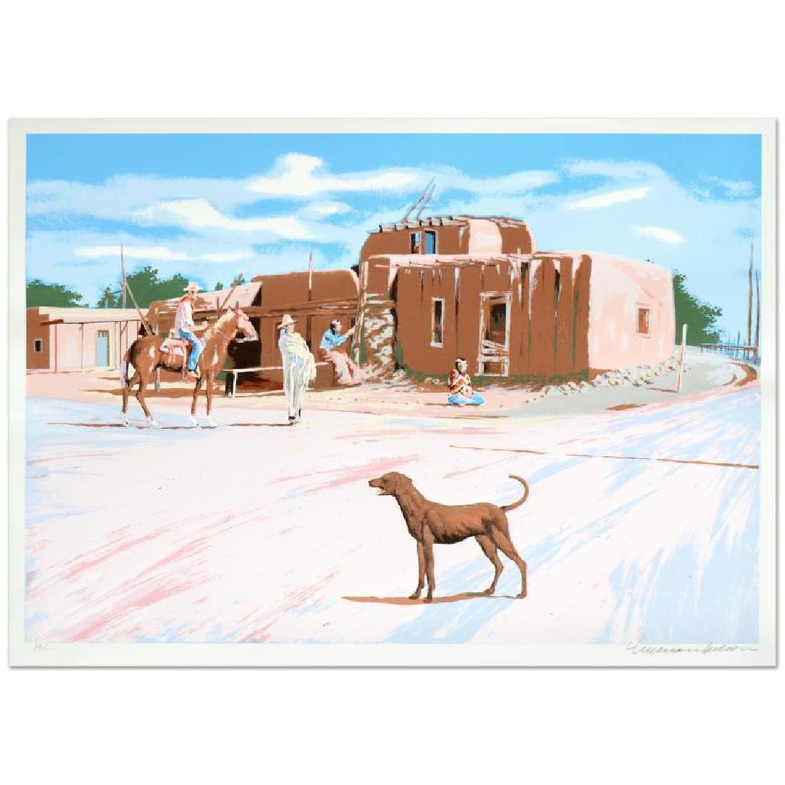 Santa Clara Dog by Nelson, William