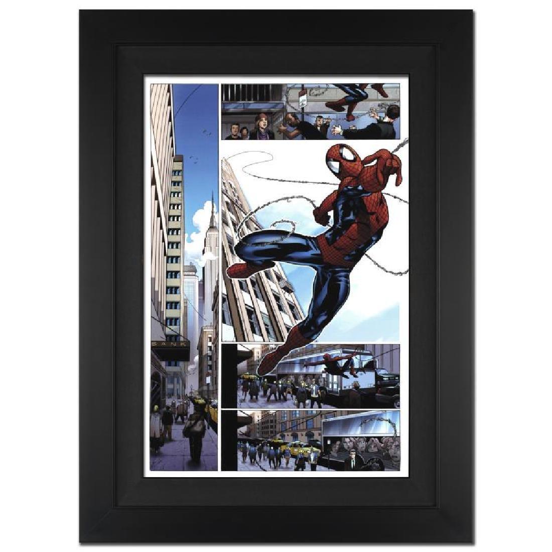 Astonishing Spider-Man & Wolverine #1 by Stan Lee -