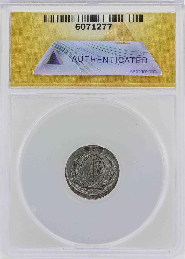 1802-C Germany-Saxony 1/48 Thaler Dresden Coin ANACS - 2