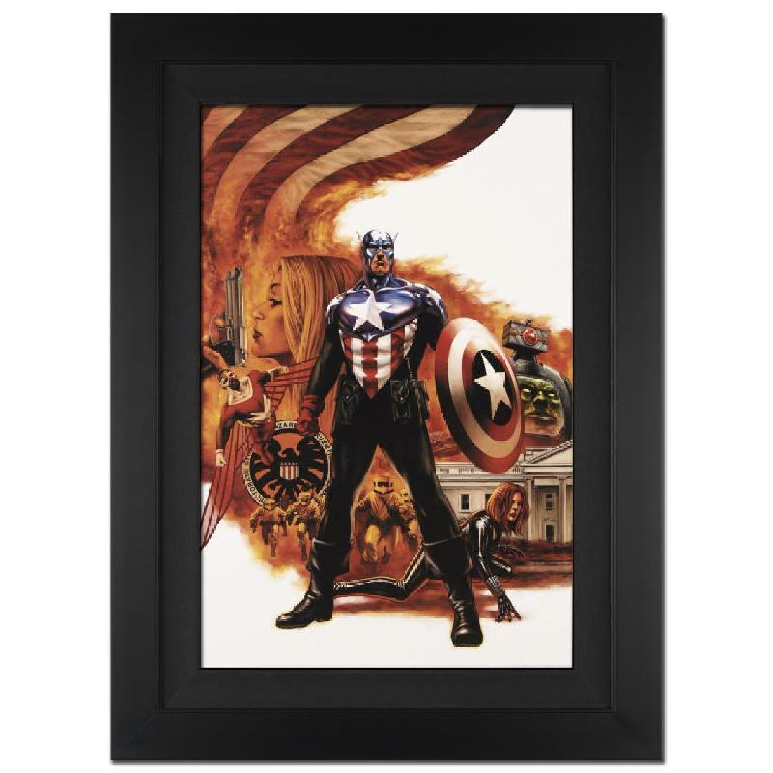 Captain America #41 by Stan Lee - Marvel Comics