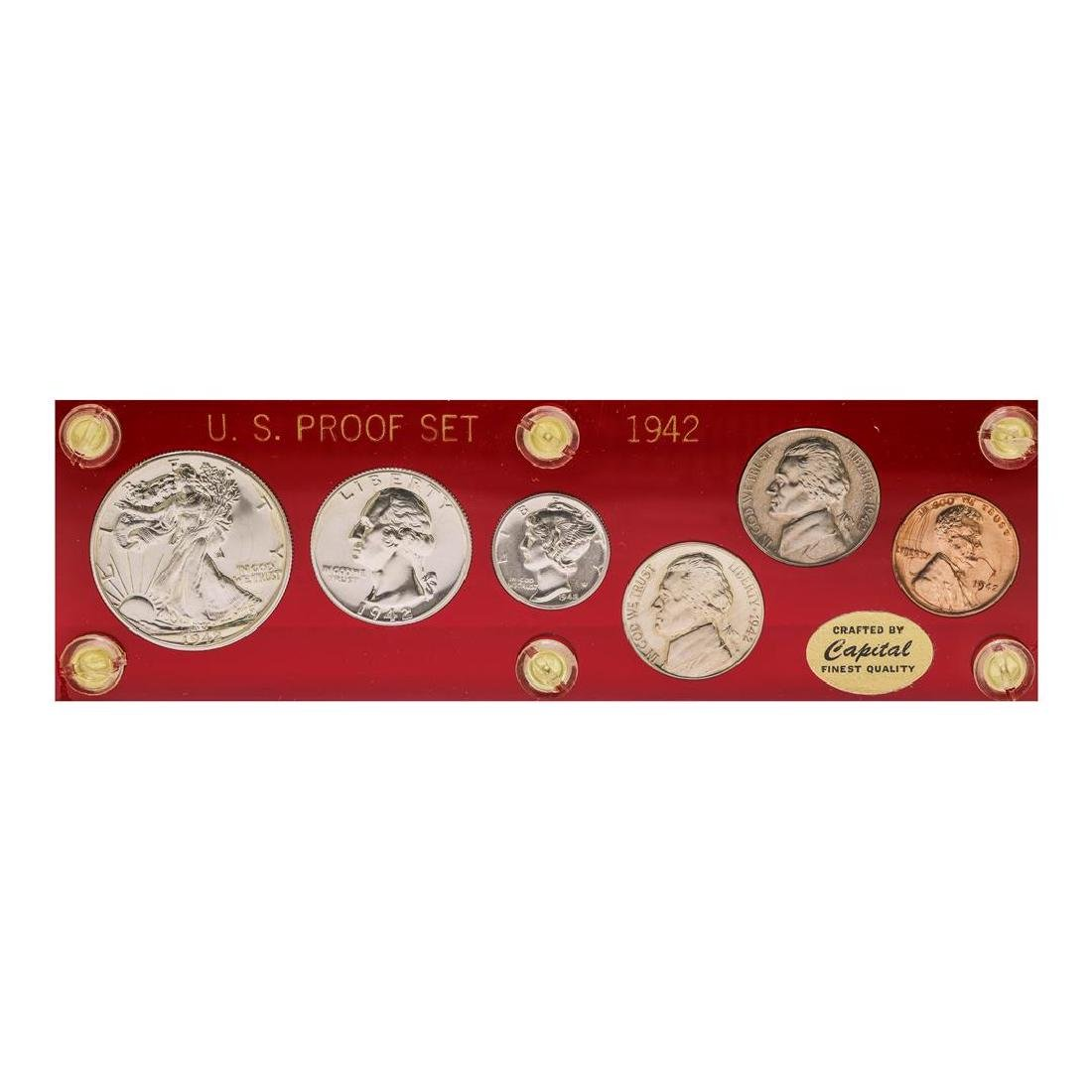 1942 (6) Coin Proof Set