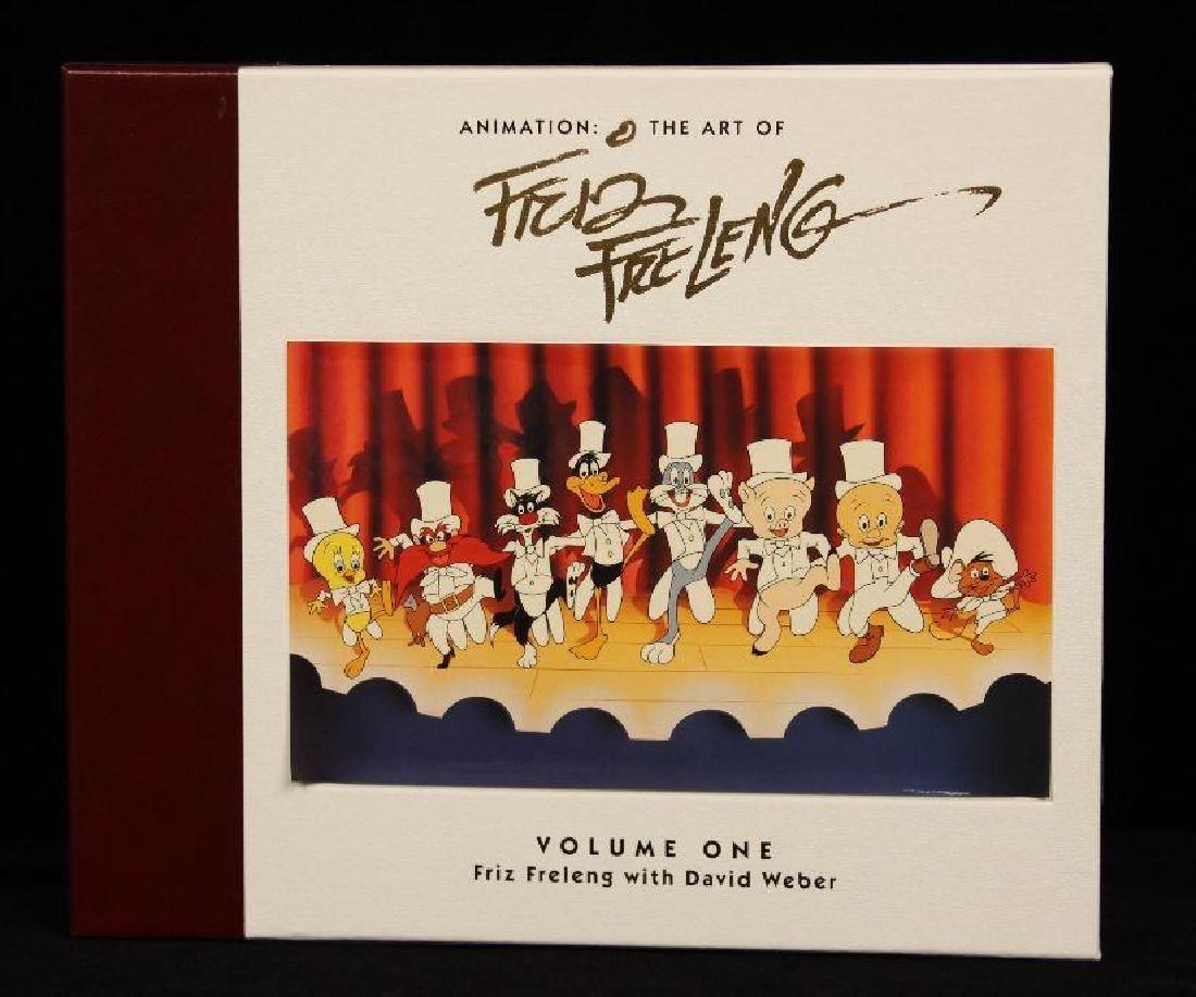 "LOONEY TUNES ""Animation: The Art of Friz Freleng Volume"