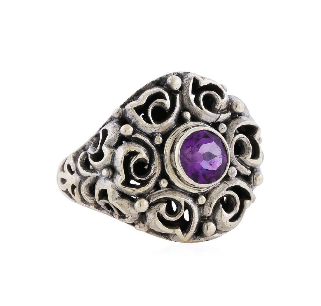 Sterling Silver Ring