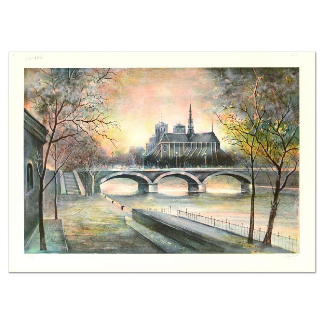 Notre Dame by Rivera, Antonio