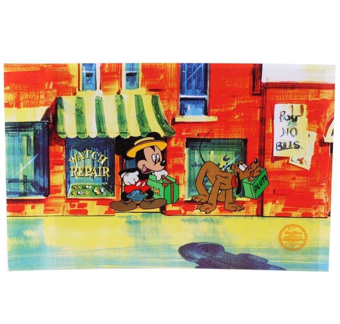 Mr. Mouse Takes A Trip by The Walt Disney Company