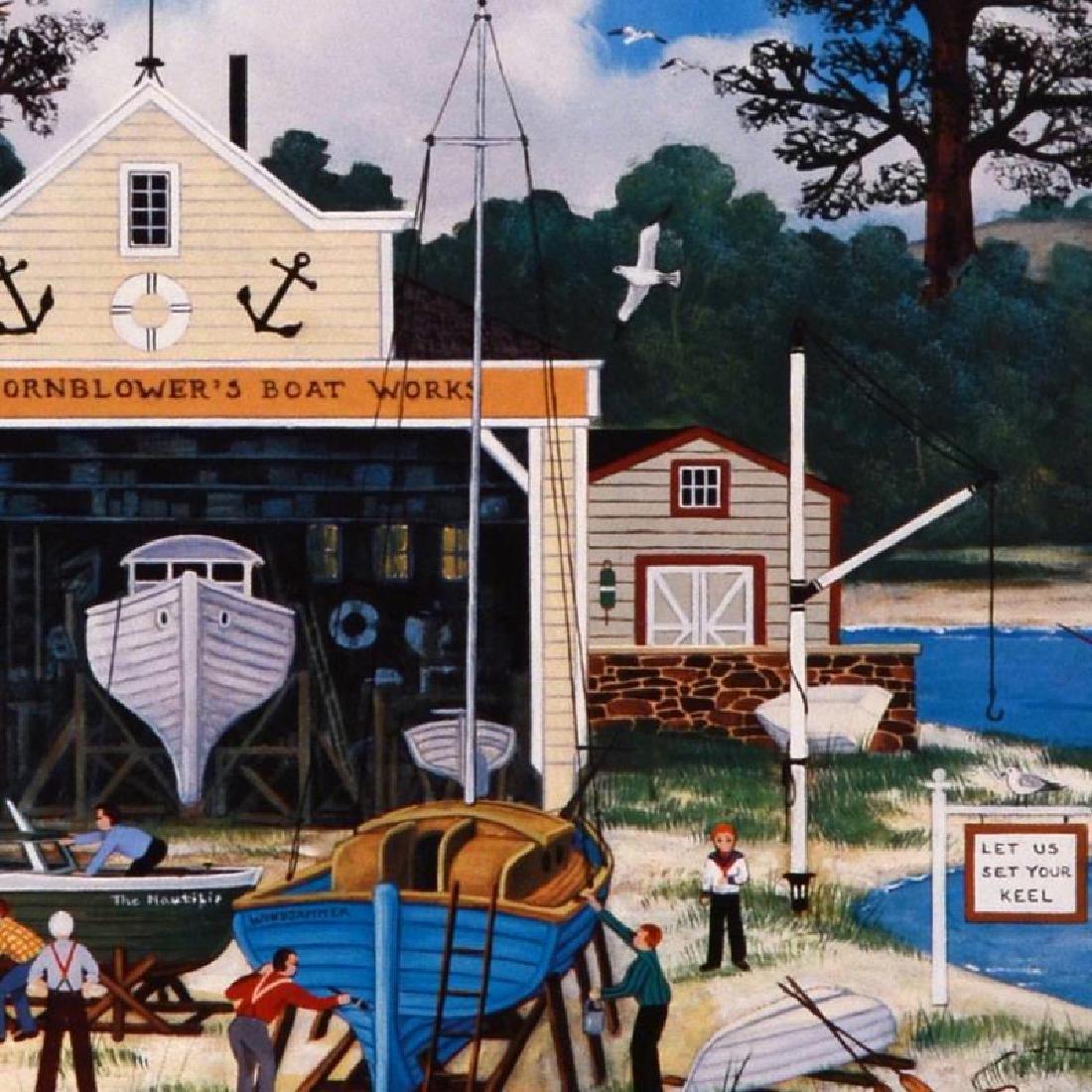 Salem Shipyard by Wooster Scott, Jane - 2