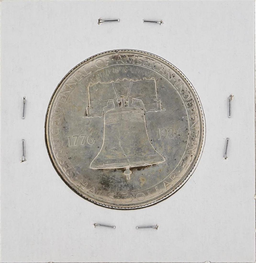 1926 Sesquicentennial of American Independence Half - 2