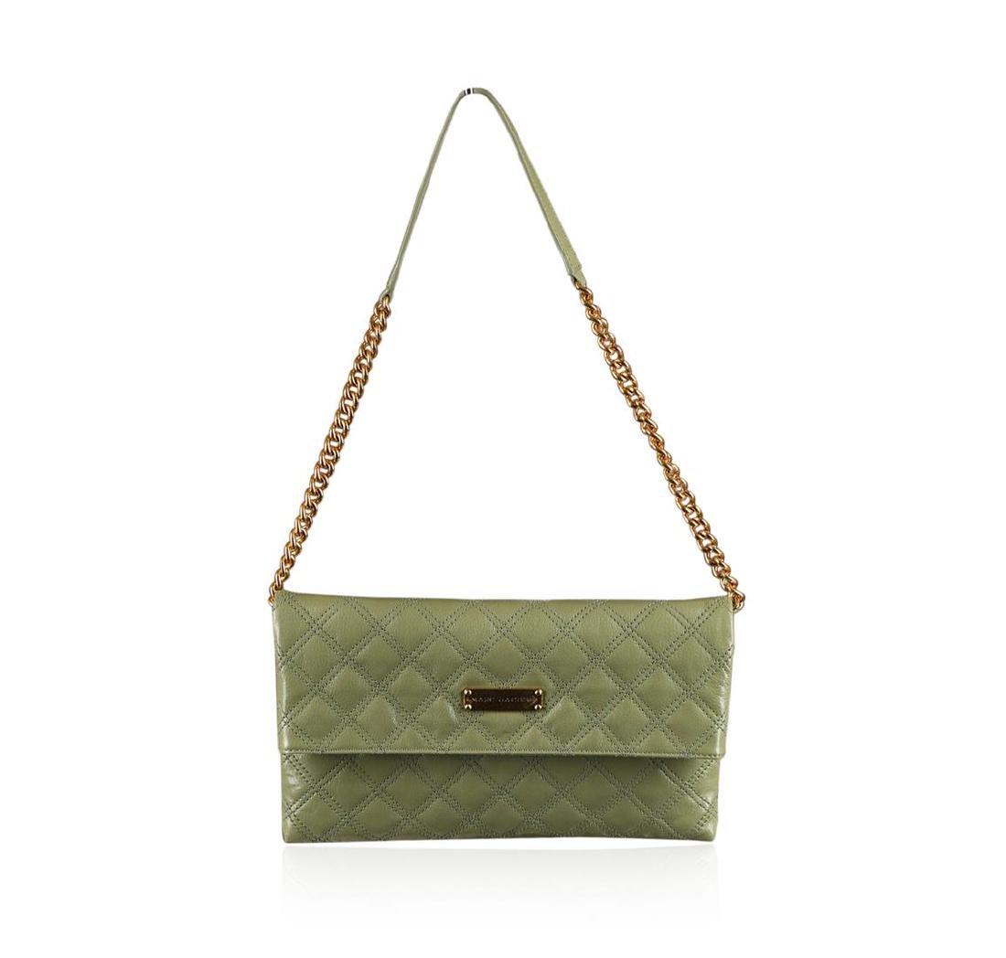 Designer Marc Jacobs Baroque Sandy Shoulder Bag