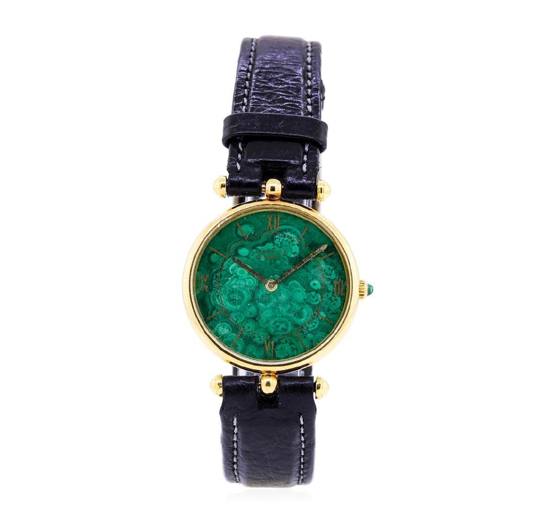 Piaget / Van Cleef and Arpels Wristwatch - 18KT Yellow