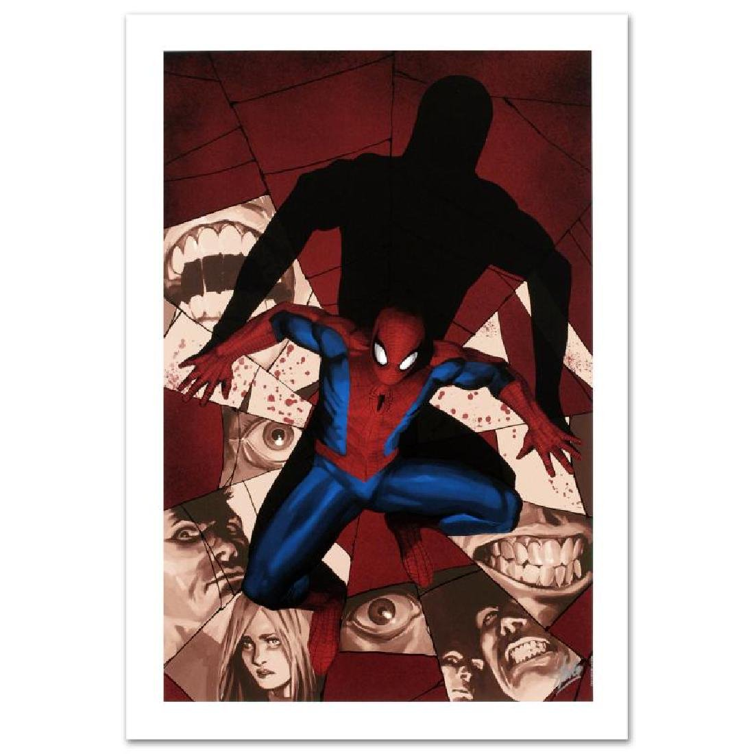 Fear Itself: Spider-Man #1 by Stan Lee - Marvel Comics