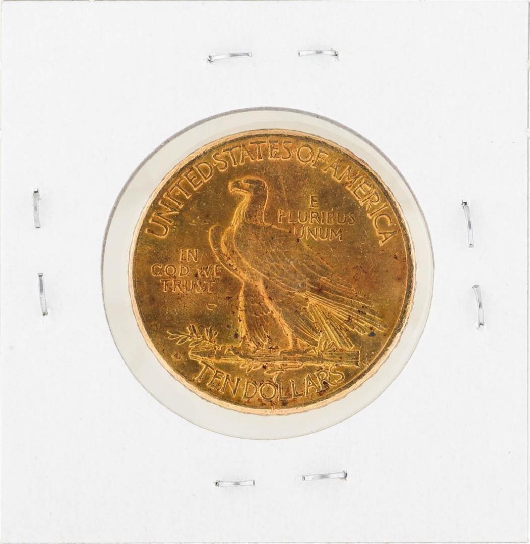 1910D $10 Indian Head Gold Coin C - 2