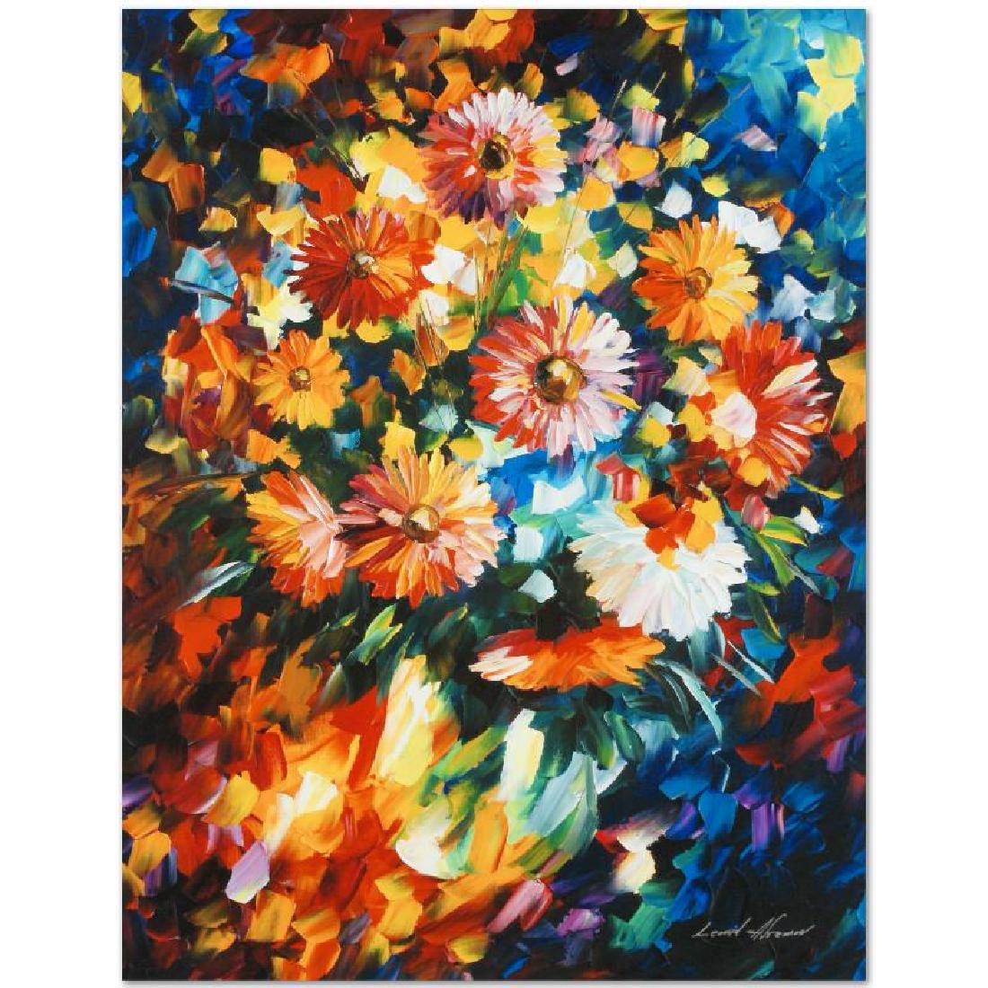 Magic Bouquet by Afremov, Leonid - 3